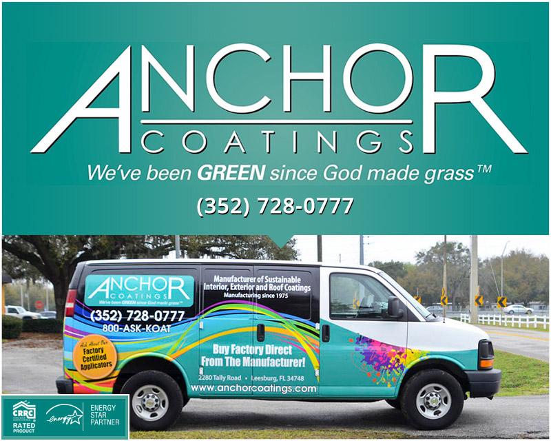 ANCHOR COATINGS, Inc.
